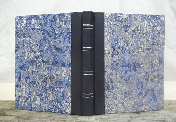Handbound Journal Small Quarterbound by LangebergBookbinding, $18.00