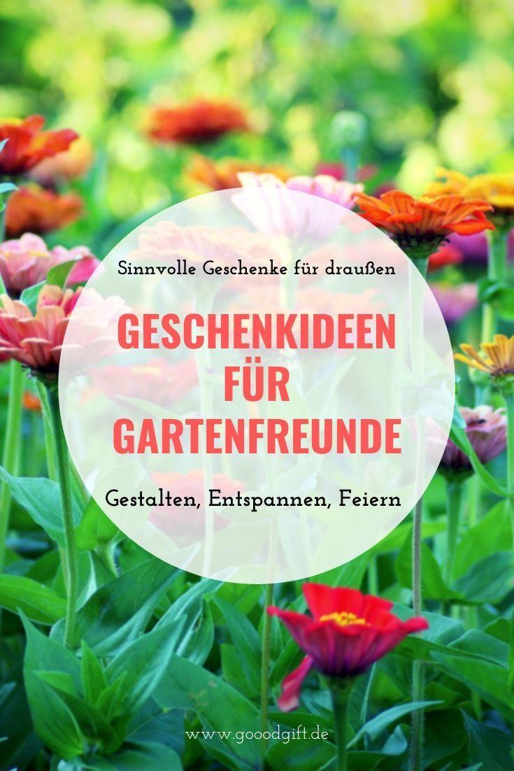 Fruhling Sommer Draussen Geniessen Geschenke Fur Balkon Und Garten Gooodgift In 2020 Geschenke Geschenk Garten Besondere Geschenke Fur Frauen