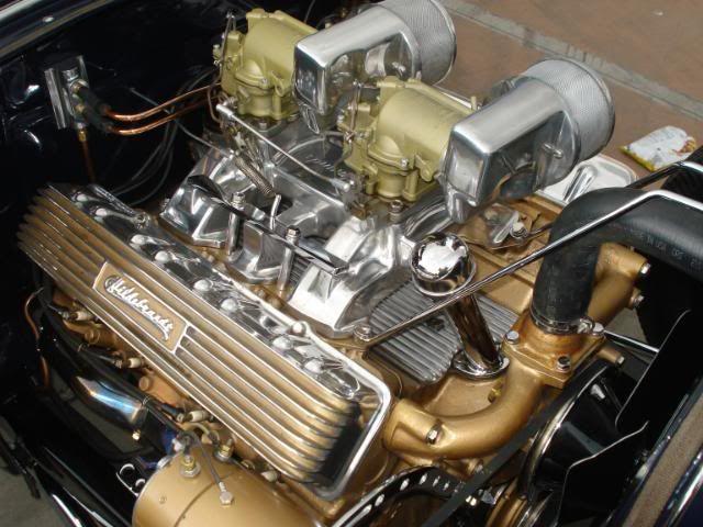Aluminum V6 Cadillac Engine