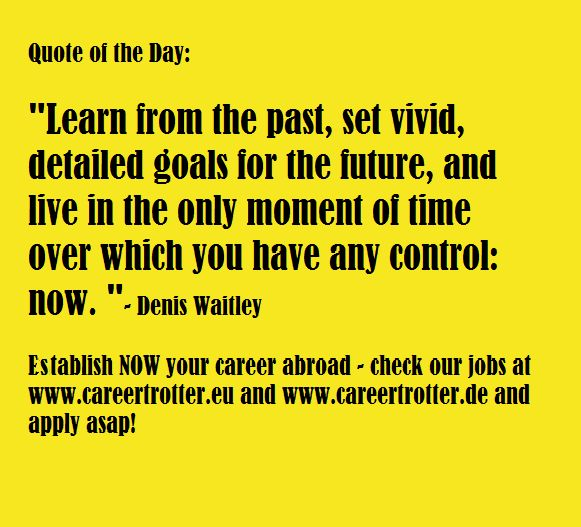 34 best Career related Quotes of the Day images on Pinterest - career live