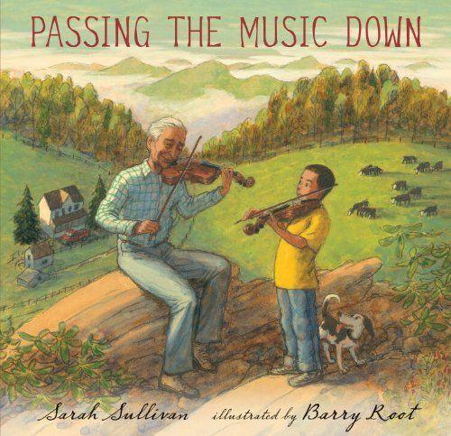 List of children's books for elementary music