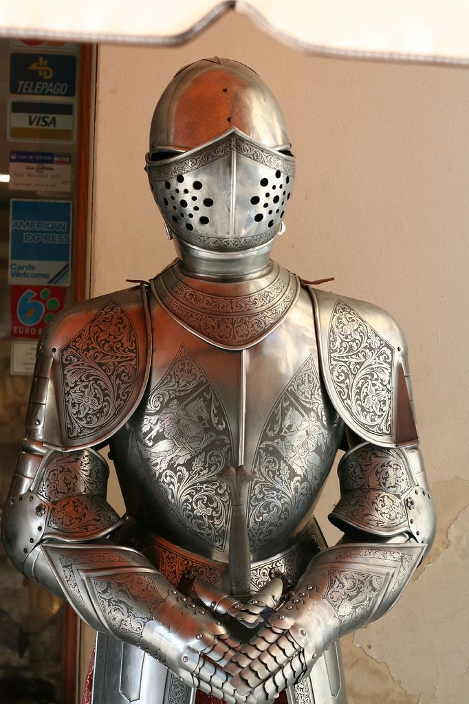 Toledo Suit of Armor   Flickr - Photo Sharing!