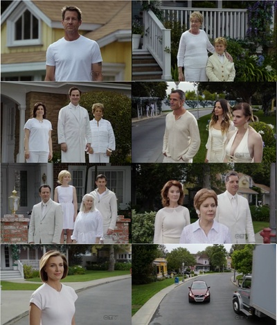 """These ghosts watch wanting people to remember that even the most desperate life is oh…so wonderful.""  Desperate Housewives series finale"