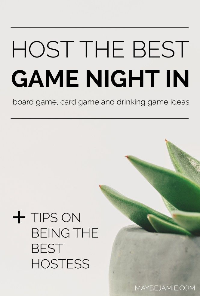 Hosting a game night in is a great way to spend time with friends, while staying on budget! I show you my favorite board games, drinking games, and even how to be an awesome hostess!