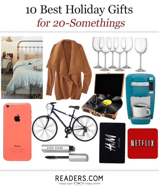 2013 Holiday Gifts for 20-Somethings