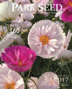 Park Seed garden catalog