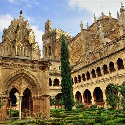 Monasterio de Guadalupe (Caceres)