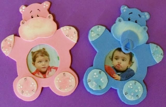 Momo Crafts: Souvenir Hipopótamo