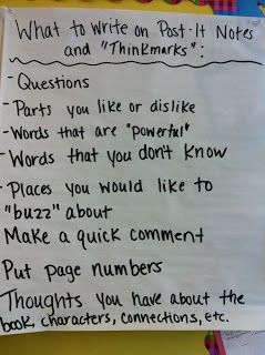 Middle School Teacher to Literacy Coach: 5th-8th Grade Anchor Charts