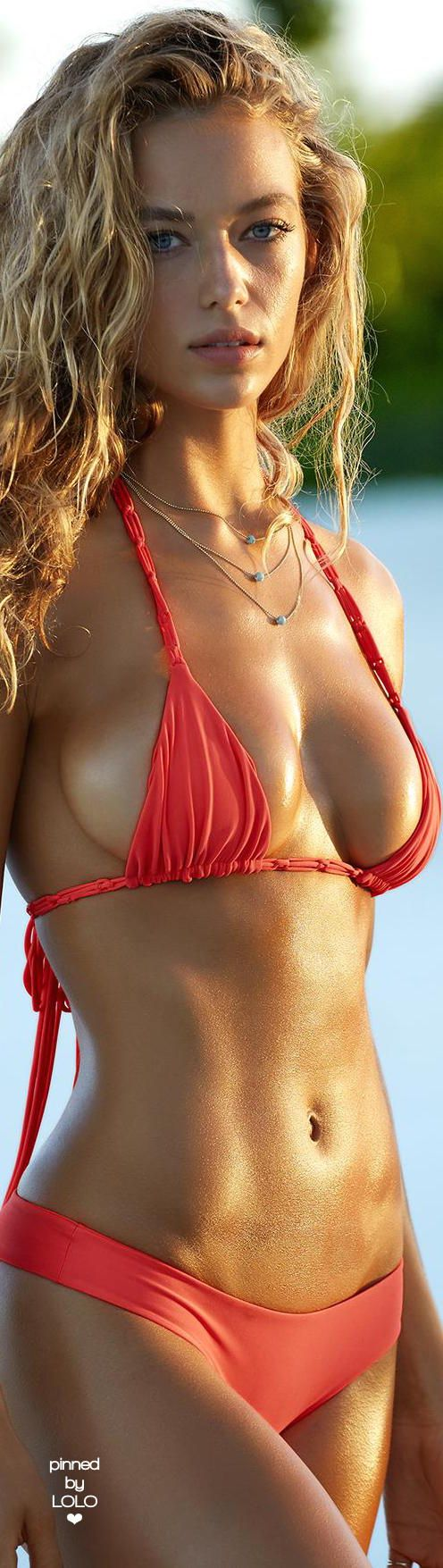 Hannah Ferguson Sports Illustrated Swimsuit Edition 2016 | LOLO❤︎