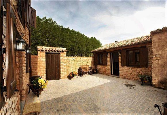 Burgos Santa Ines Casa Adolfo 5 Habitaciones Alojamiento Rural