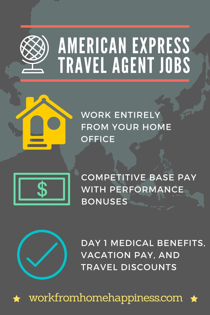 American Express Virtual Jobs - Work From Home Happiness