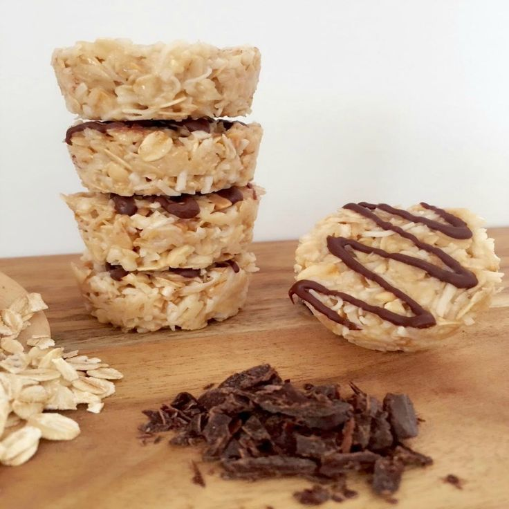 The Healthy Mummy shares the delicious recipe for Healthy No Bake Honey Coconut Cookies for a tasty sweet treat with refined sugar.