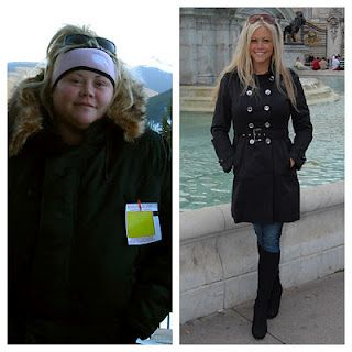 This is a beautiful story of success with fitness & weight loss. Very inspirational!