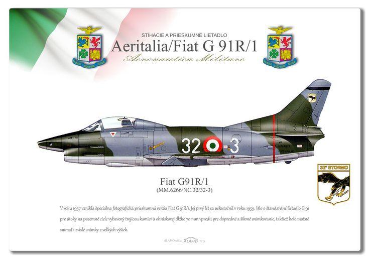 Aeritalia (Fiat) G91R/1