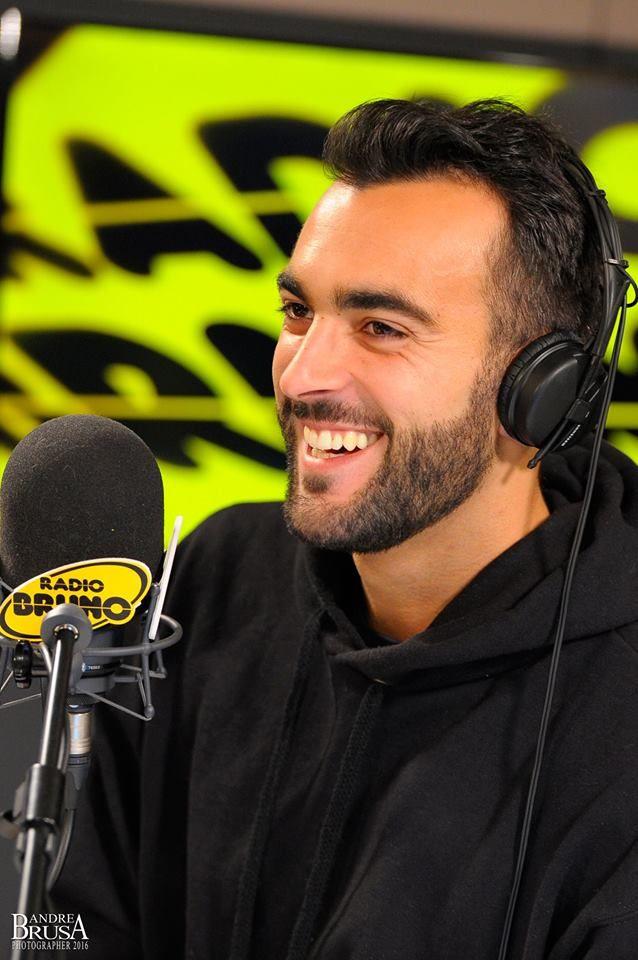 Marco Mengoni - Radio Bruno - Gennaio 2016
