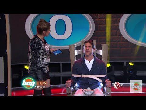 Jorge Aravena | La Silla Eléctrica | Hoy - YouTube