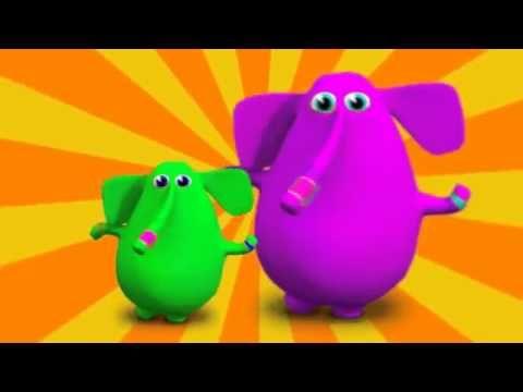 El Elefante Trompita   Canciones Infantiles medium
