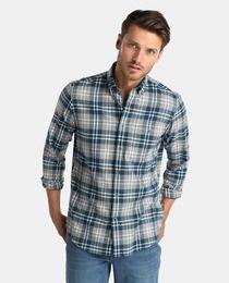 Camisa de hombre Dustin classic de cuadros