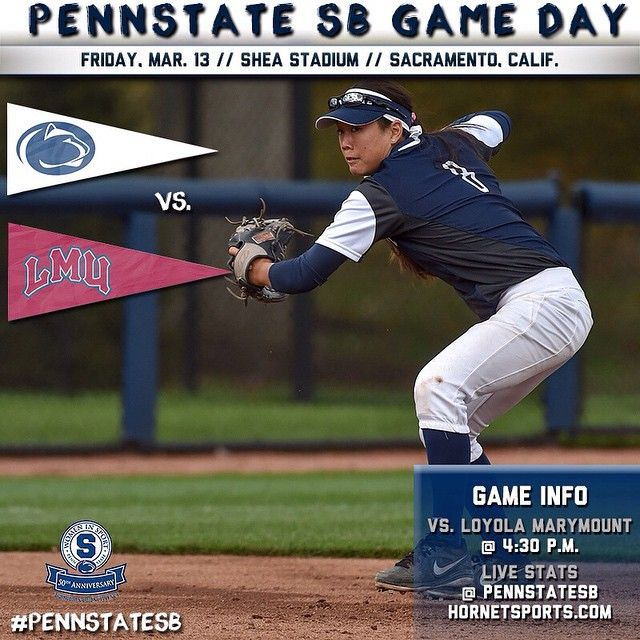 """Just one game today! #WeAre #PennStateSB"""
