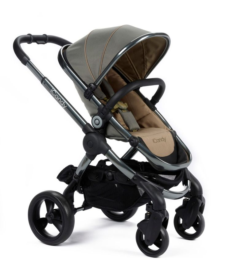 iCandy Peach Baby Pram / Pushchair (Olive) 2016