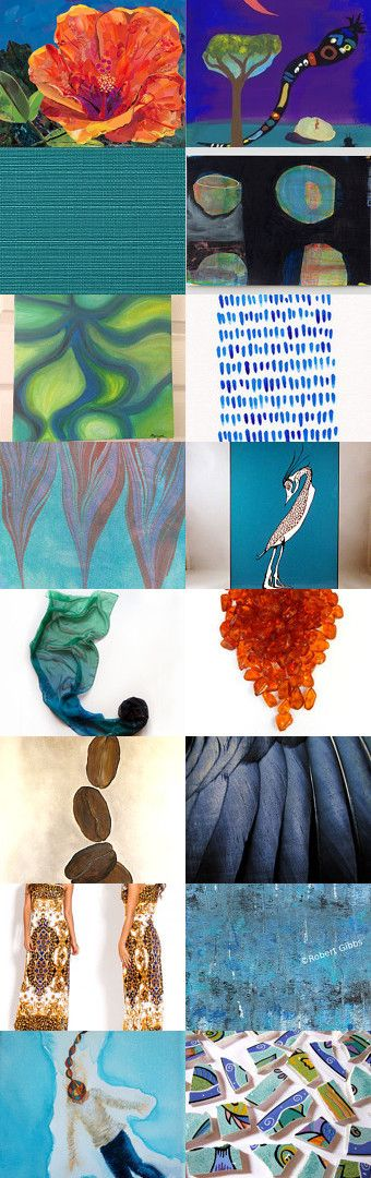 Strange Happenings in Africa by Maija Masena on Etsy--Pinned with TreasuryPin.com
