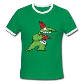 Men's T-Shirt - Victor Screaming