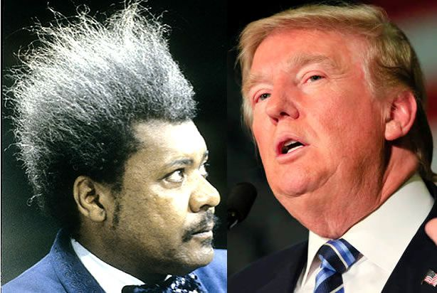"Al Sharpton: Donald Trump is like what ""Don King would have been ..."