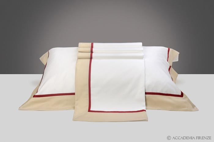 Buy TINA BED SET online. Pure #Egyptiancotton sateen. Amancara, luxury linens since 1952.