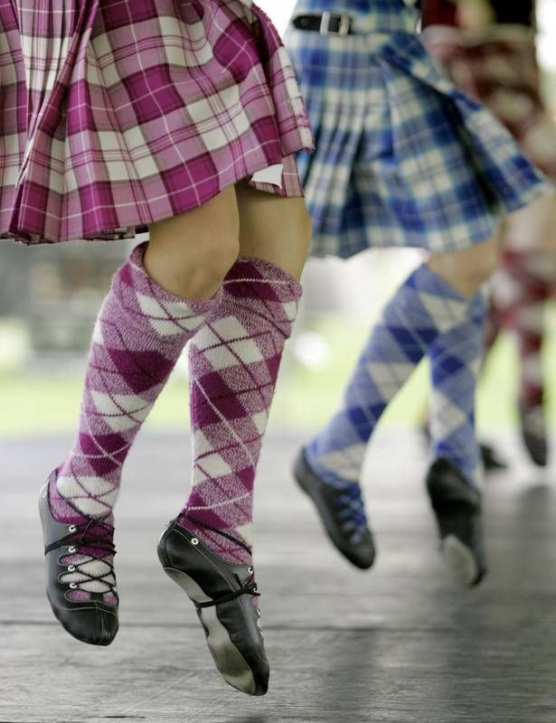 Dancers will do their thing to bagpipe music during the dance competition at the Scottish Festival and Highland Games.