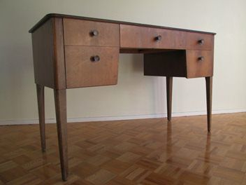 ~ Gordon Russell Mid Century Dressing Table ~