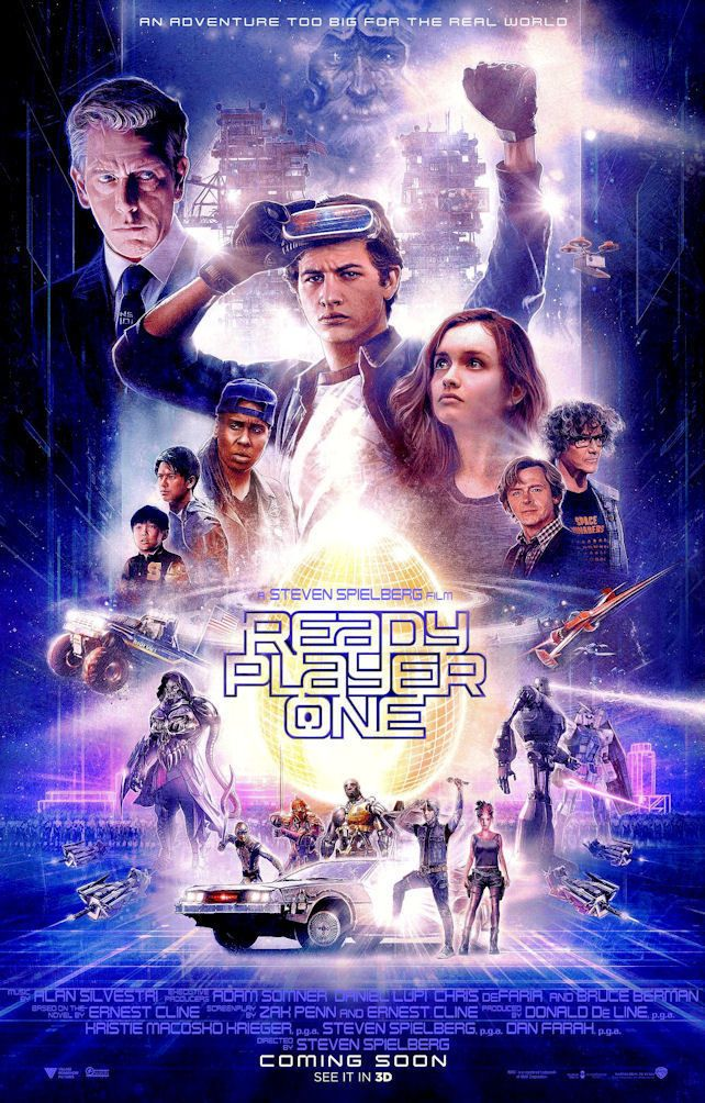Ready Player One Ready Player One Movie Ready Player One Full Movies Online Free