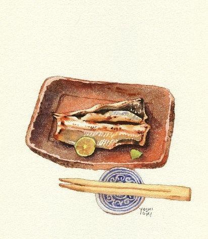 2731blog.jpg - イラストレーター大崎吉之の絵 | LOVELOG | illustrator Osaki Yoshiyuki