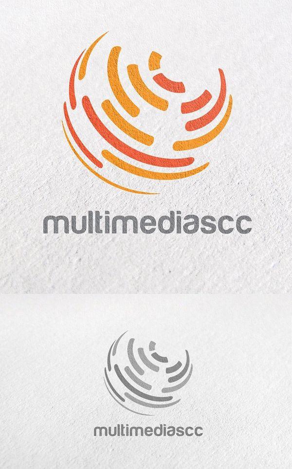 Global, Unique, Circle, Technology Logo Template #branding #customlogodesign #logotemplate #logodesign #logos #logotypes
