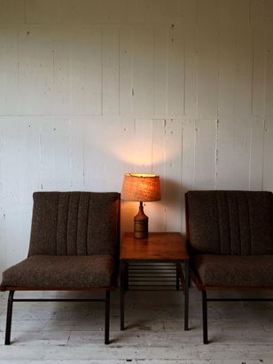 table lamp by Truck