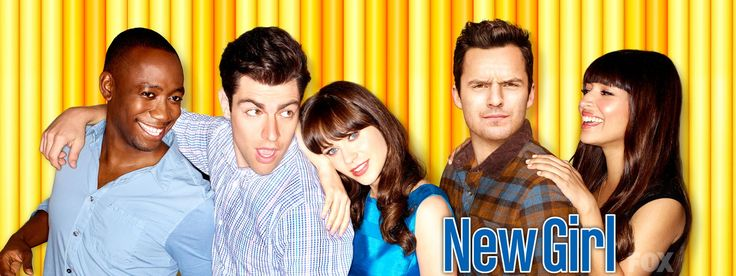 New Girl - I have such a love/hate relationship with this. It was SO FUNNY! But I feel like they got Nick and Jess together too soon...and what on earth did they do to Winston?! He used to be the only sane one! And now he's like a weird crazy cat lady...