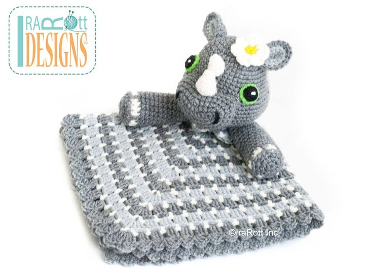 Free Crochet Pattern For Animal Security Blanket : 1000+ ideas about Crochet Security Blanket on Pinterest ...