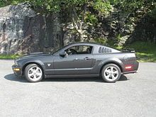 Ford Mustang (fifth generation) - Wikipedia, the free encyclopedia