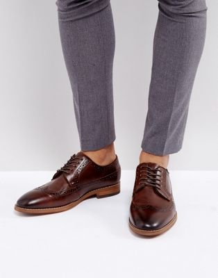 3087f13104e5f5 Call It Spring - Uniessi - Chaussures Richelieu - Marron | MONACO ...
