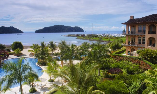 Los Suenos Resort Costa Rica is home to some of the most exclusive private villas in country, offering the service of a hotel in the comfort of a private home.