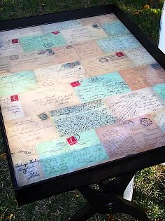 Hometalk :: creative coffee tables :: FunkyJunk Interiors - Donna's clipboard on Hometalk