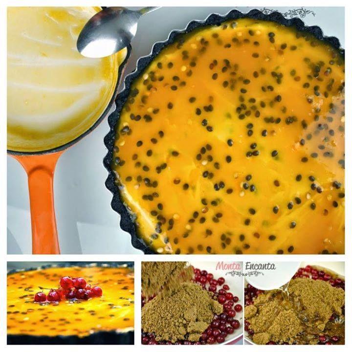 Calda Transparente de frutas para torta :)