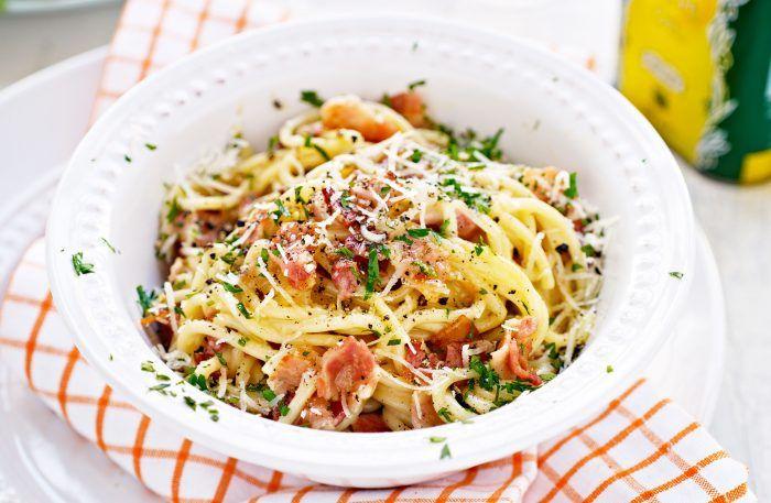 Pasta carbonara – en klassiker som fungerar till vardags och fest