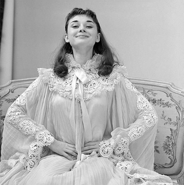 Rare Audrey Hepburn — timelessaudrey: Audrey photographed by Norman...