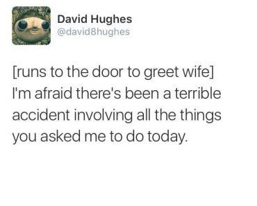 Funny Tweets About Marriage – 50 Pics