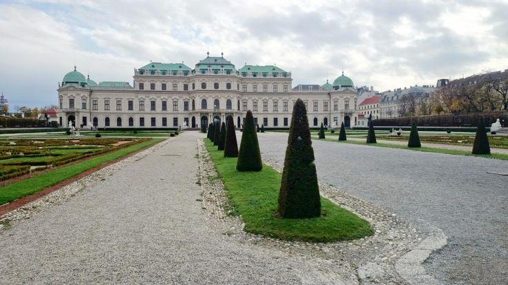 Grigsgr | Πρώτα ζω και μετά Γράφω: Ταξίδι στη Βιέννη.