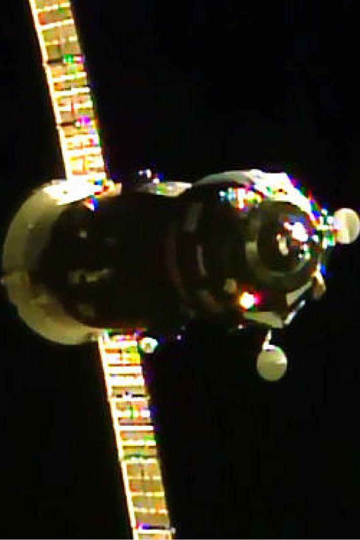 Zaopatrzeniowiec Progress dotarł do kosmicznej spiżarni na ISS. http://tvnmeteo.tvn24.pl/informacje-pogoda/swiat,27/zaopatrzeniowiec-progress-dotarl-do-kosmicznej-spizarni-na-iss,173226,1,0.html