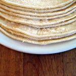 Tortillas di farina di mais – quelle vere