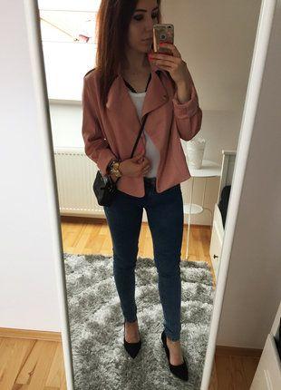 Kup mój przedmiot na #vintedpl http://www.vinted.pl/damska-odziez/dzinsy-skinny/19115450-sliczne-spodnie-jeansy-rurki-marmurki-pullbear