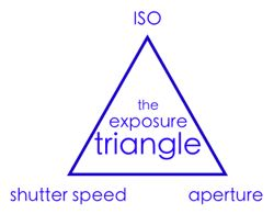 The basic exposure triangle is the place to start in learning about exposure. Learn to use your camera in manual mode!